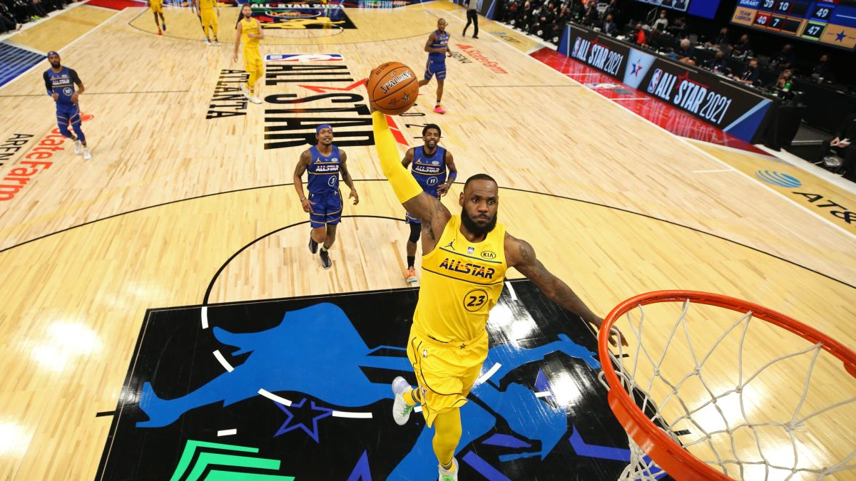 NBA All-Star Game: Team LeBron wins, but HBCUs were the real winner of the night - CNN