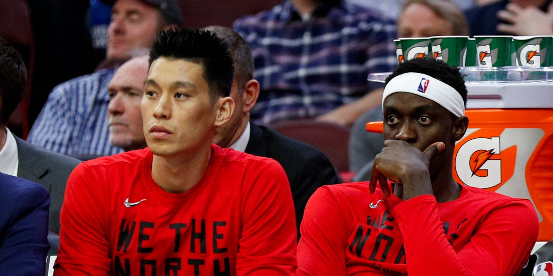 Jeremy Lin Is an NBA Champion and Fans on Twitter Are Loving It